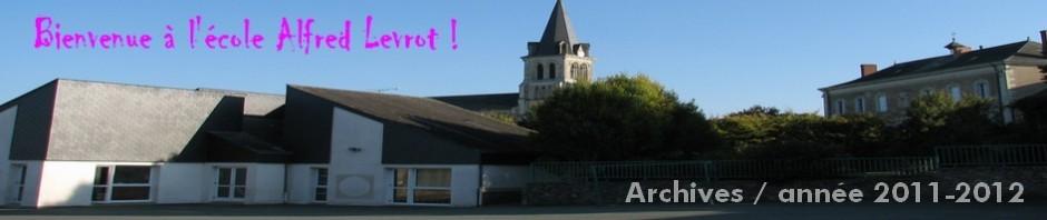 Ecole Alfred Levrot de Grez-en-Bouère